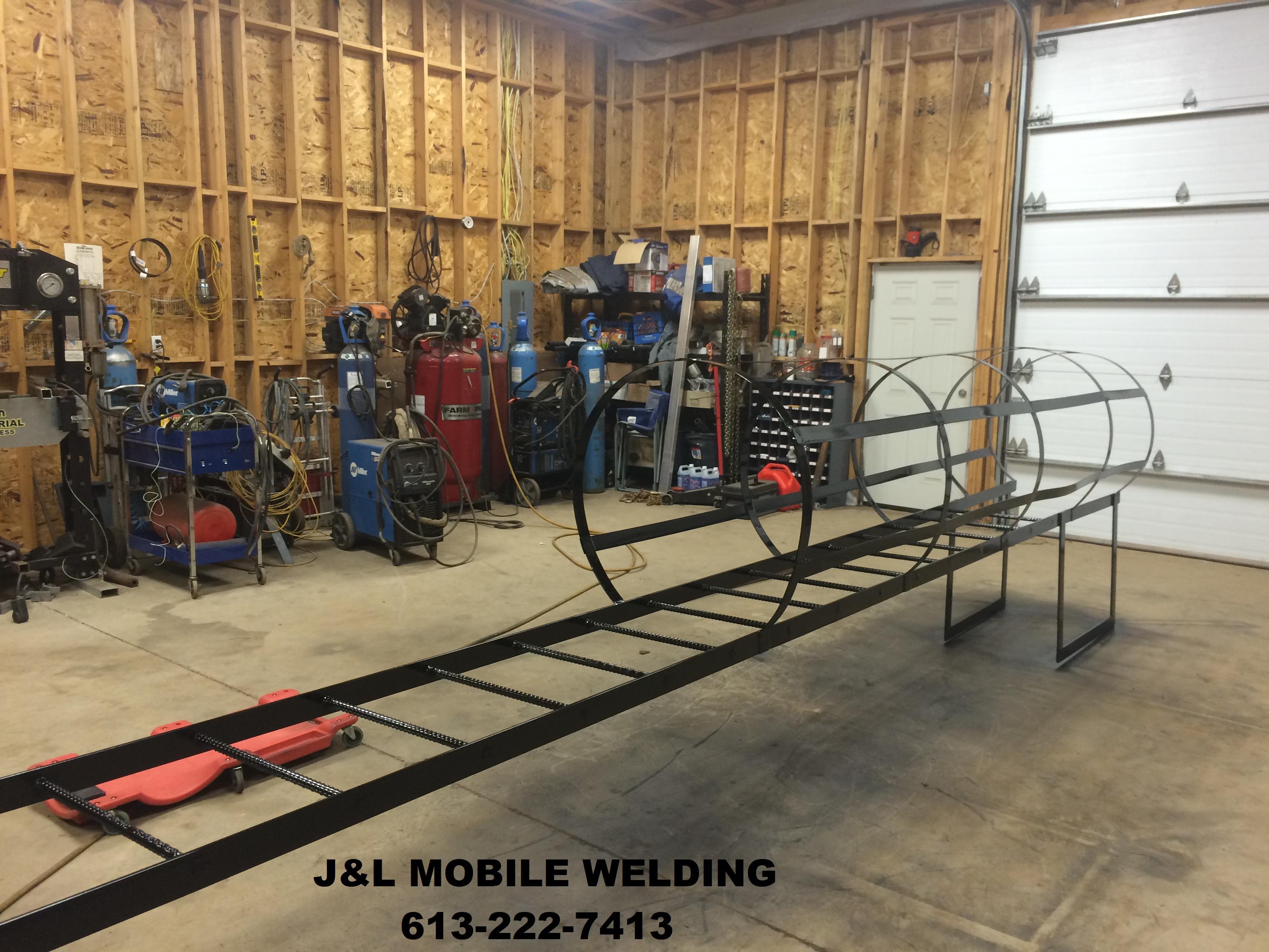 Ottawa Welding Project Gallery J Amp L Mobile Welding