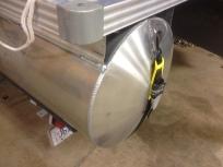 aluminum pontoon repair