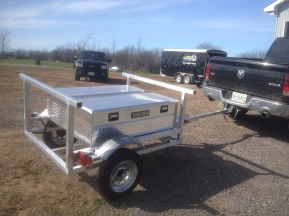 ottawa kayak trailer