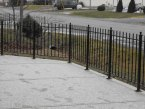 Ottawa custom fence by Almonte welder J&L Mobile Welding