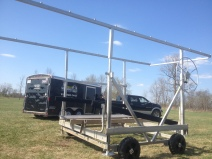 Aluminum Boat Lift Repair/Rebuild