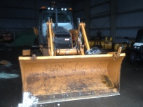 Backhoe Bucket Repair
